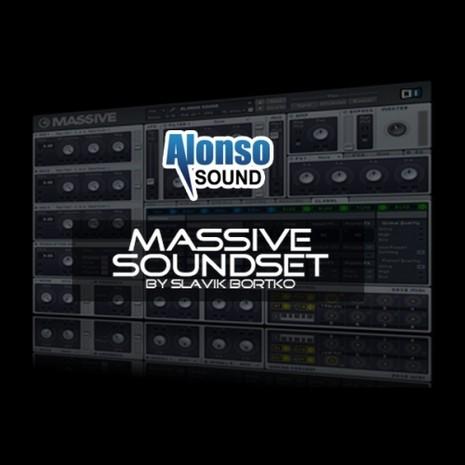 Alonso Massive Soundset: By Slavik Bortko