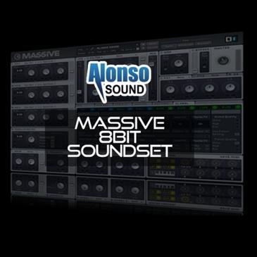 Alonso Massive 8-Bit Soundset