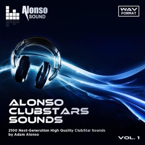 Alonso Clubstars Sounds Vol 1