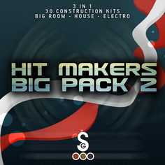 Hit Makers Big Pack 2