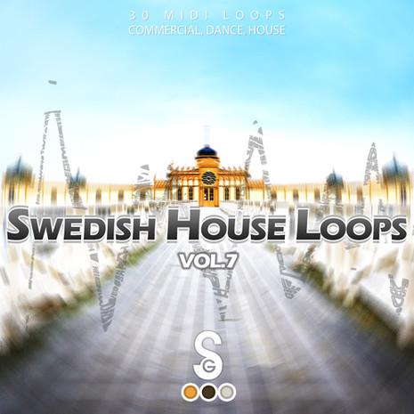 Swedish House Loops Vol 7