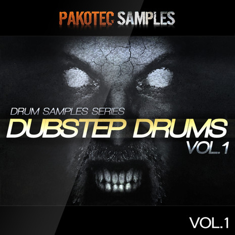 Dubstep Drum Samples Vol 1