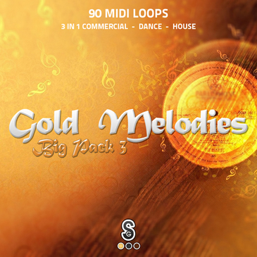 Gold Melodies Big Pack 3