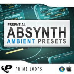 Essential Ambient Presets For Absynth