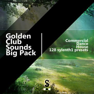 Golden Club Sounds Big Pack