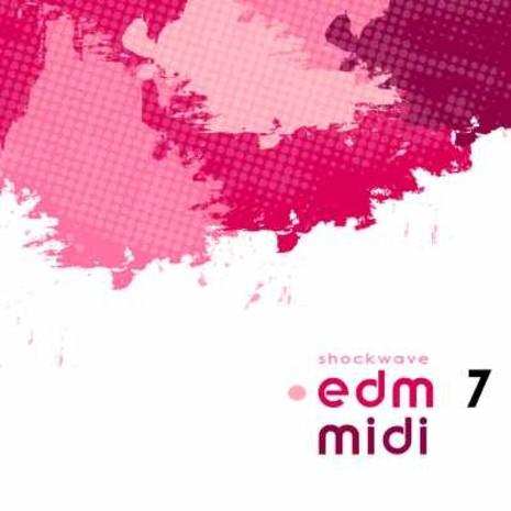 EDM MIDI Vol 7