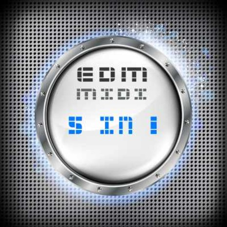 5-in-1: EDM MIDI
