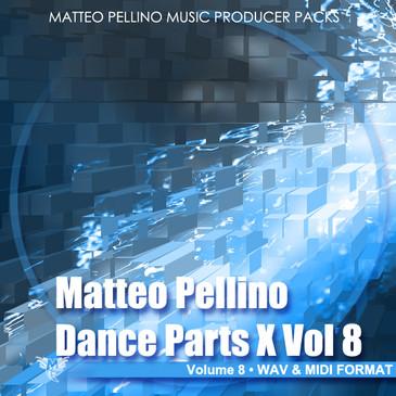 Dance Parts X Vol 8
