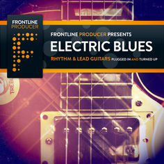 Electric Blues: Rhythm & Lead Guitars