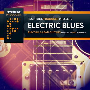 Electric Blues: Rhythm & Lead Guitars
