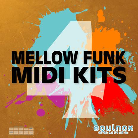 Mellow Funk MIDI Kits 4