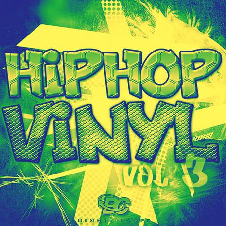 Hip Hop Vinyl 3
