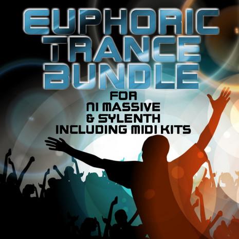 Euphoric Trance Bundle For NI Massive & Sylenth