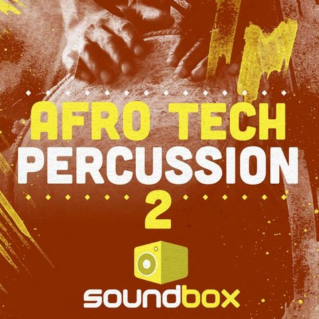 Afro Tech Percussion 2