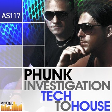 Phunk Investigation: Tech To House
