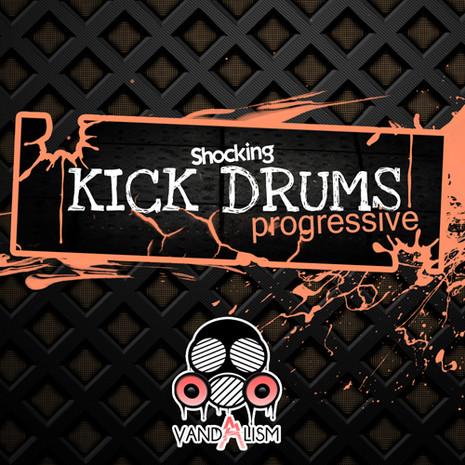 Shocking Progressive Kick Drums