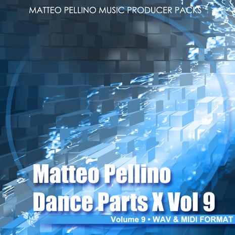 Dance Parts X Vol 9