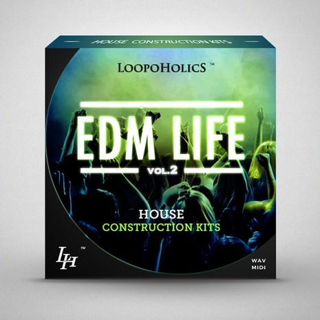 EDM Life Vol 2: House Construction Kits
