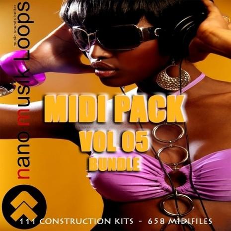 MIDI Pack Vol 5 Bundle