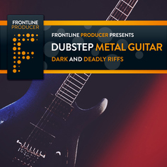 Dubstep Metal Guitar