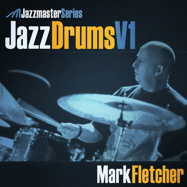 Mark Fletcher: Jazz Drums