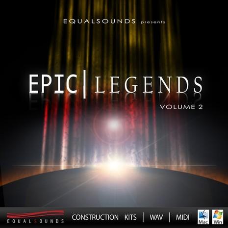 Epic Legends Vol 2