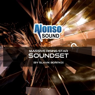 Alonso Massive Rising Star Soundset: By Slavik Bortko