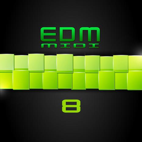 EDM MIDI Vol 8