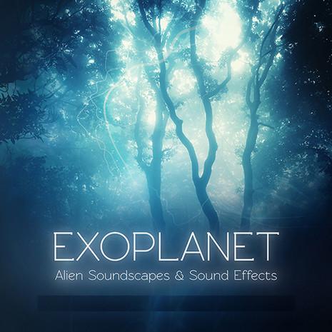 Exoplanet: Alien Soundscapes & Sound Effects