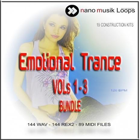 Emotional Trance Bundle (Vols 1- 3)