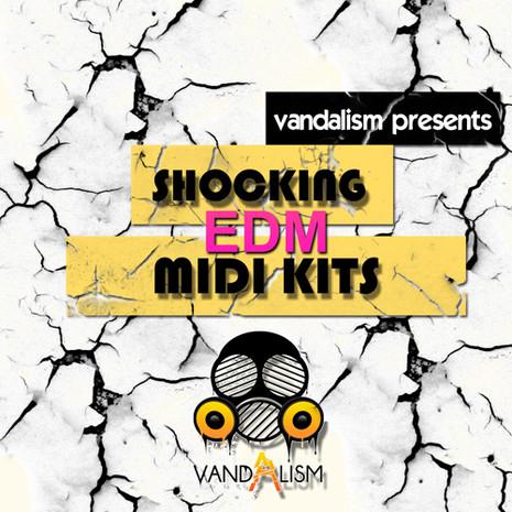 Shocking EDM: MIDI Kits