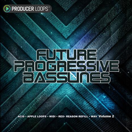 Future Progressive Basslines Vol 2