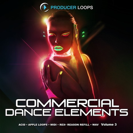 Commercial Dance Elements Vol 3