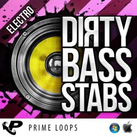 Dirty Bass Stabs: Electro