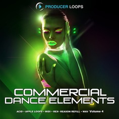 Commercial Dance Elements Vol 4