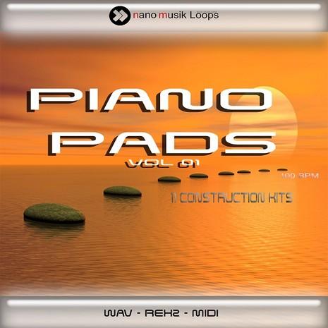 Piano Pads Vol 1