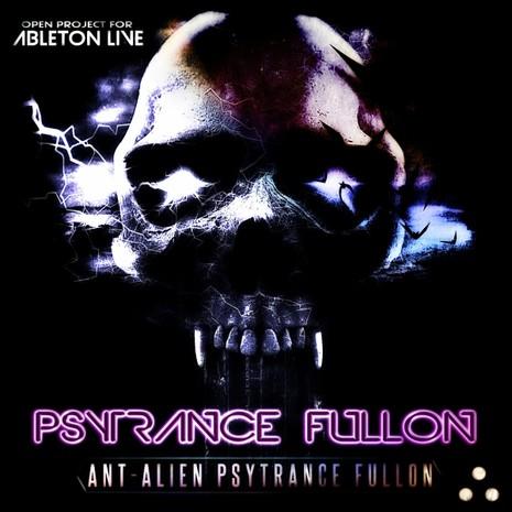 Ableton Live Psytrance Project: Ant-Alien