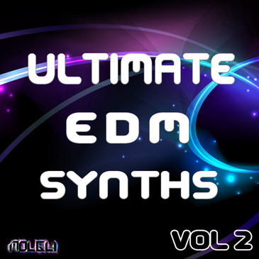 Ultimate EDM Synths Vol 2