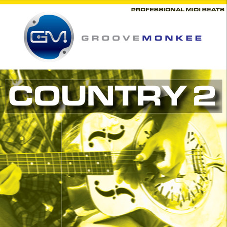 Groove Monkee: Country 2