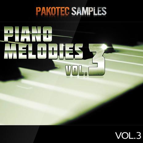 Pakotec: Piano Melodies Vol 3
