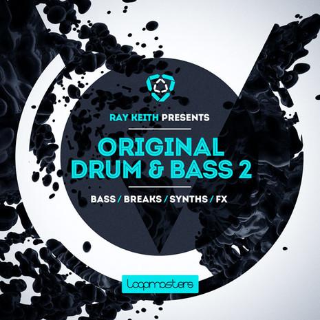Ray Keith: Original Drum & Bass Vol 2