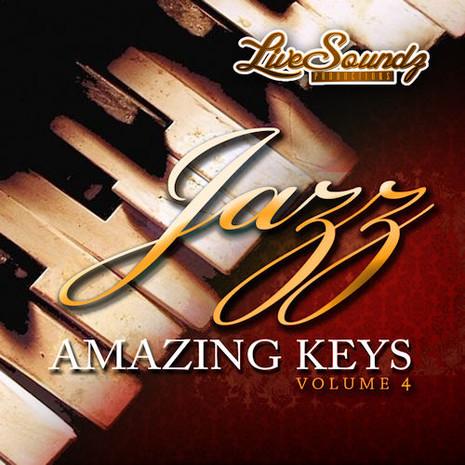 Jazz Amazing Keys Vol 4