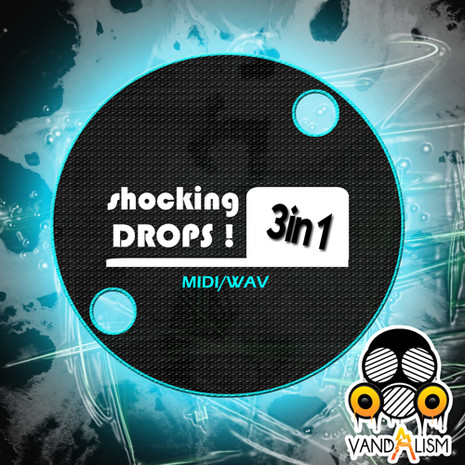 Shocking Drops! 3-in-1