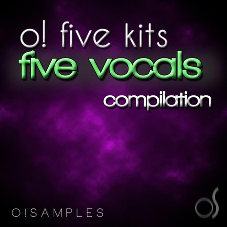 O! Five Kits Five Vocals