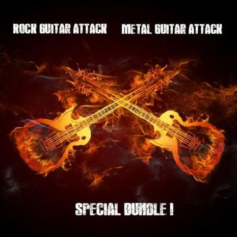 Rock & Metal Guitar Attack Bundle