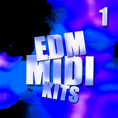 EDM MIDI Kits Vol 1