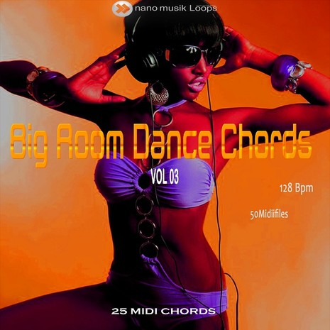 Big Room Dance Chords Vol 3