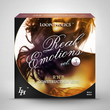 Real Emotions Vol 3: RnB Construction Kits
