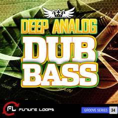 Deep Analog Dub Bass