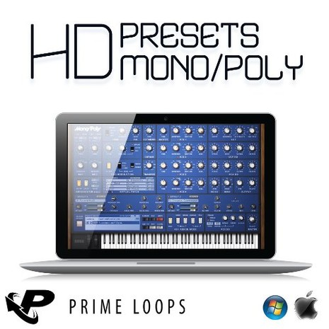 HD Presets For Korg Mono/Poly